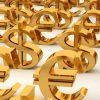 oro euro dólar