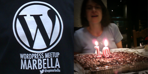 10 aniversario de WordPress