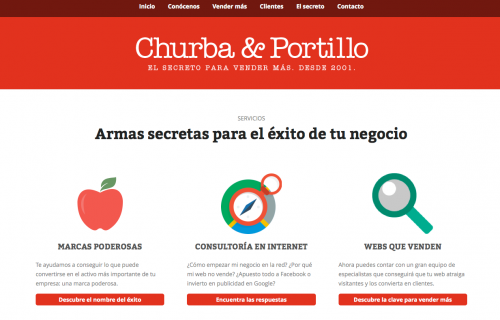 Web Churba & Portillo