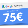 Cupón Google AdWords