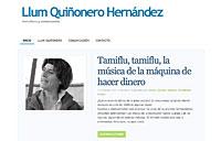 Blog de LLum Quiñonero