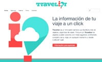 Web de Travelior